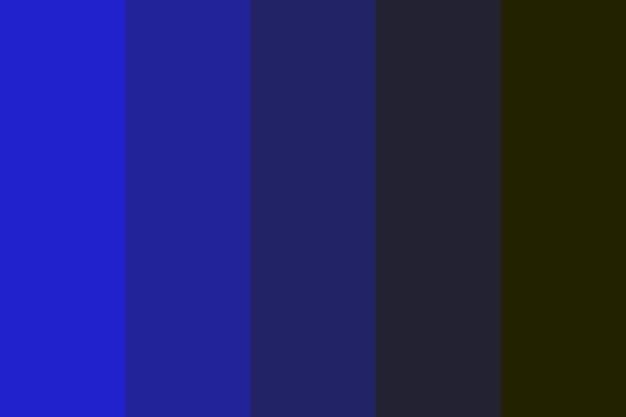But Tonight Color Palette