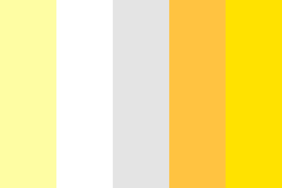 Buttery Spring Color Palette