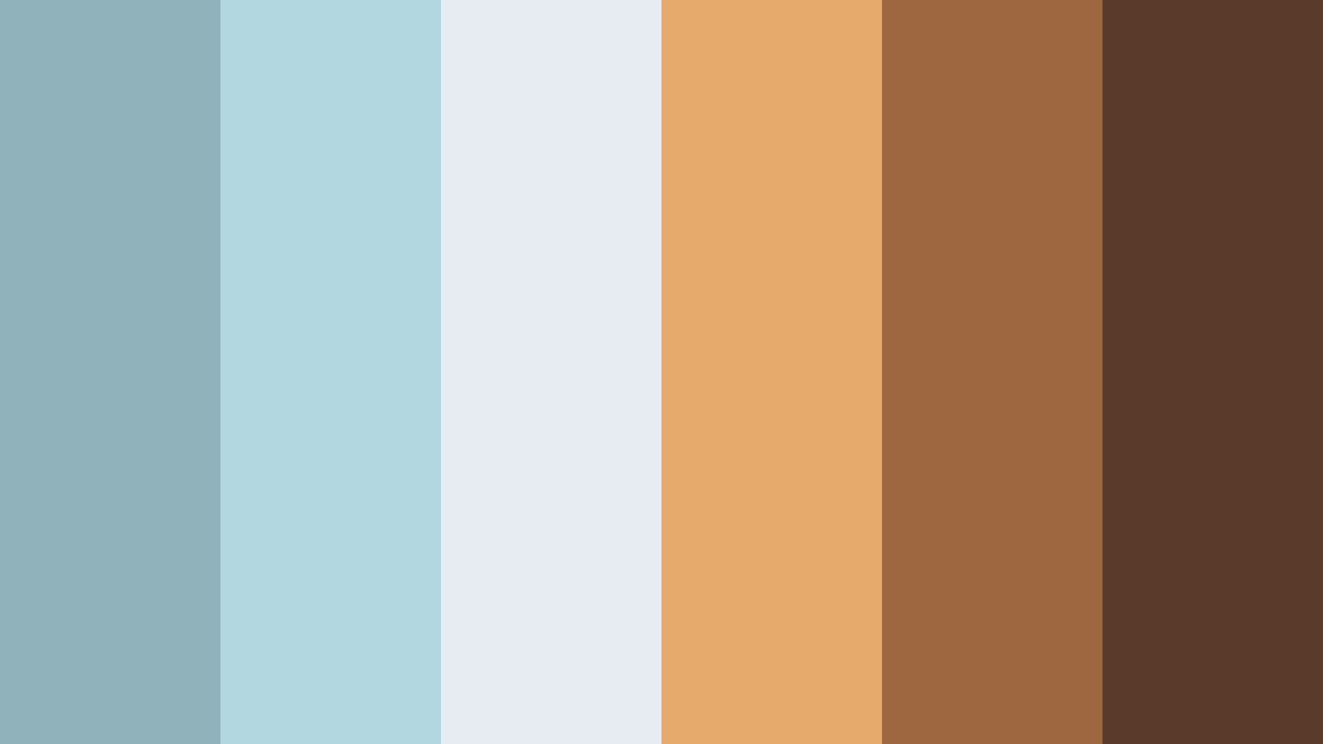 Call It Home Color Palette