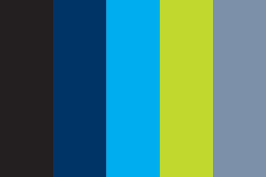 Calm Cool And Collected Color Palette