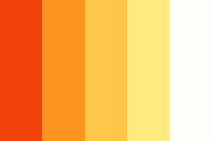 Campfire Site Color Palette