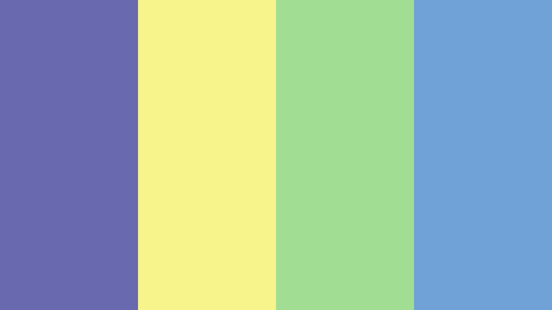 Carefree And Young Color Palette