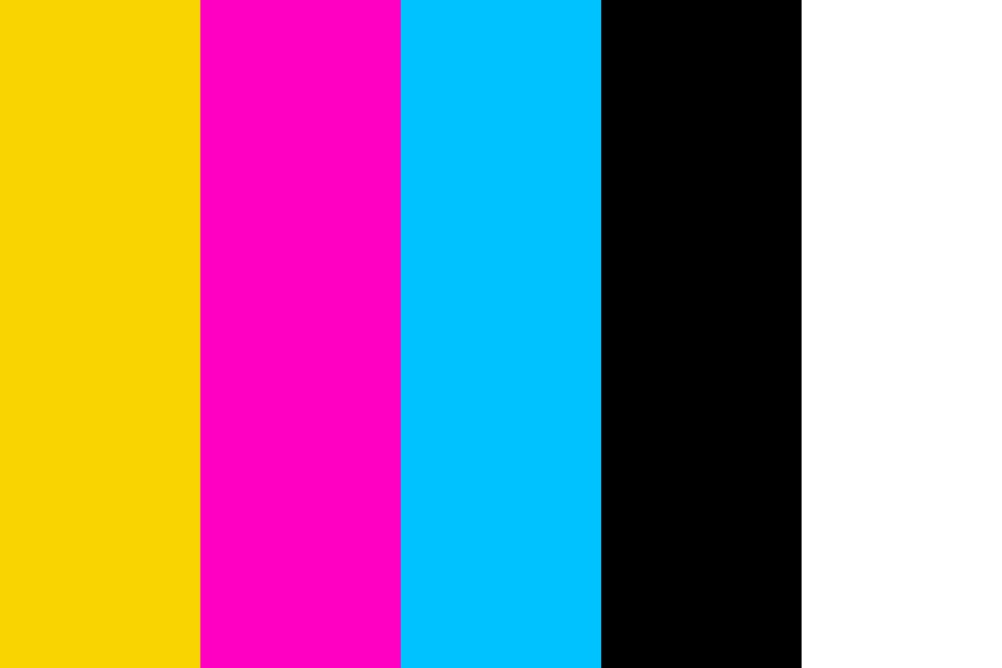 Cartoon Network Check It Color Palette