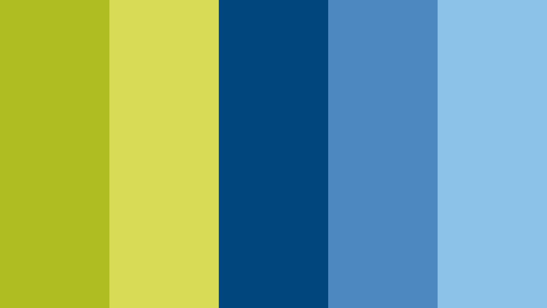 Cerulean Harvest Color Palette