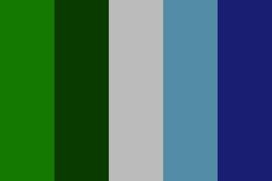 Chapter Of The Forest Color Palette