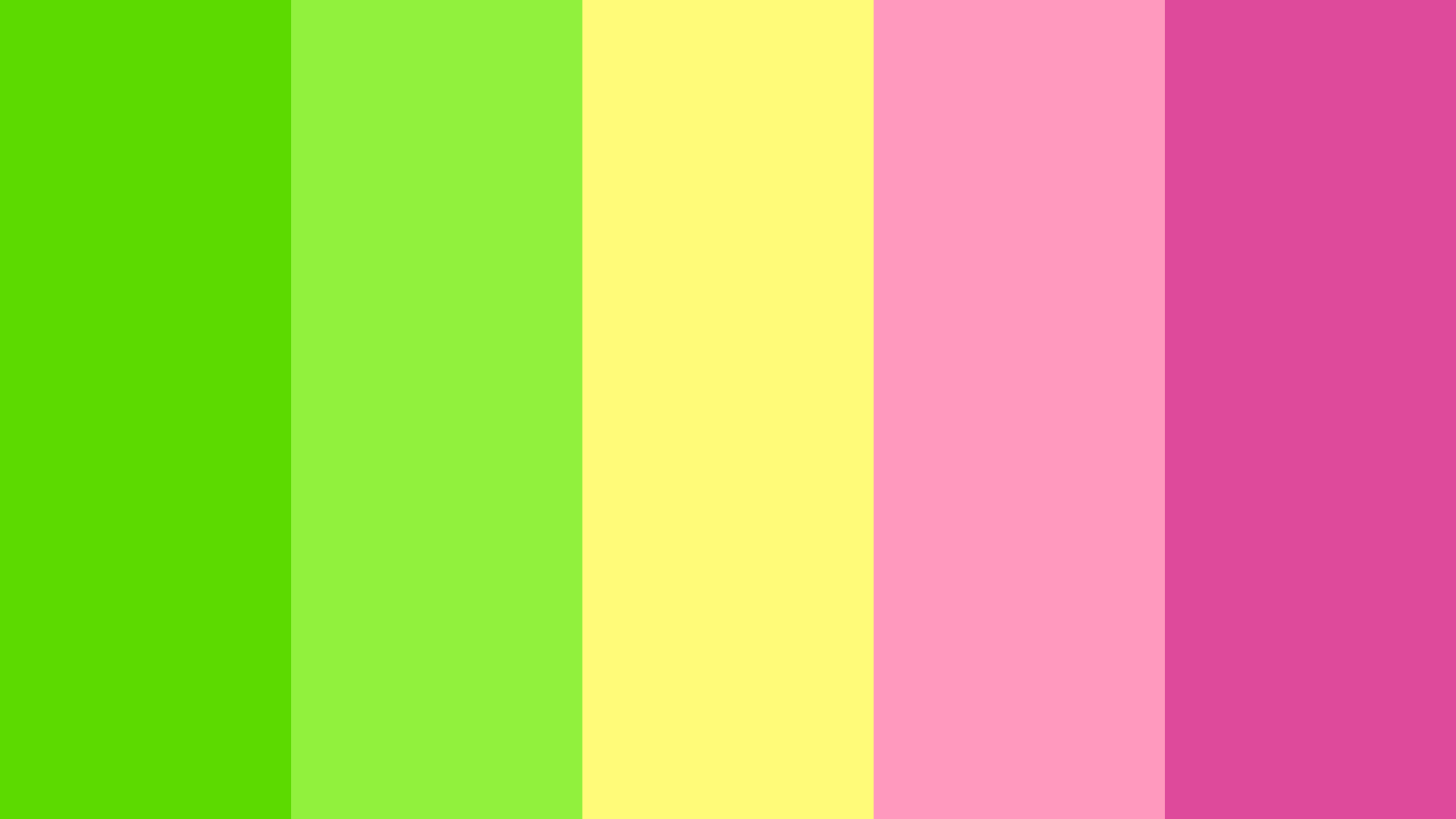 Cheer Up Color Palette