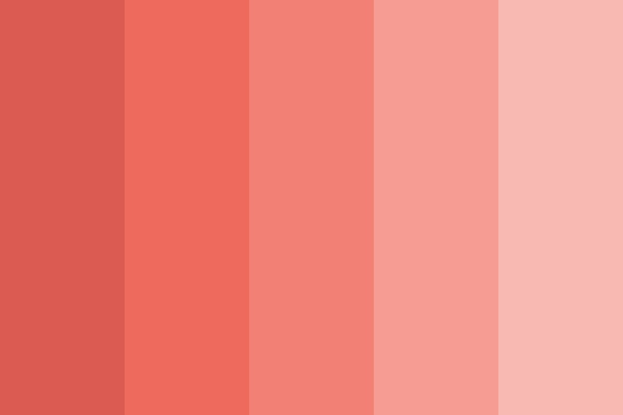 Cherry Tree House Color Palette