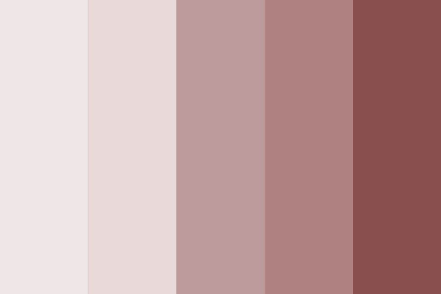 Chocolate Covered Color Palette