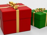 Christmas Gifts Color Palette