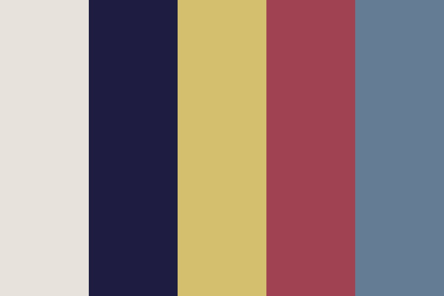 City Of Newnan Logo Color Palette