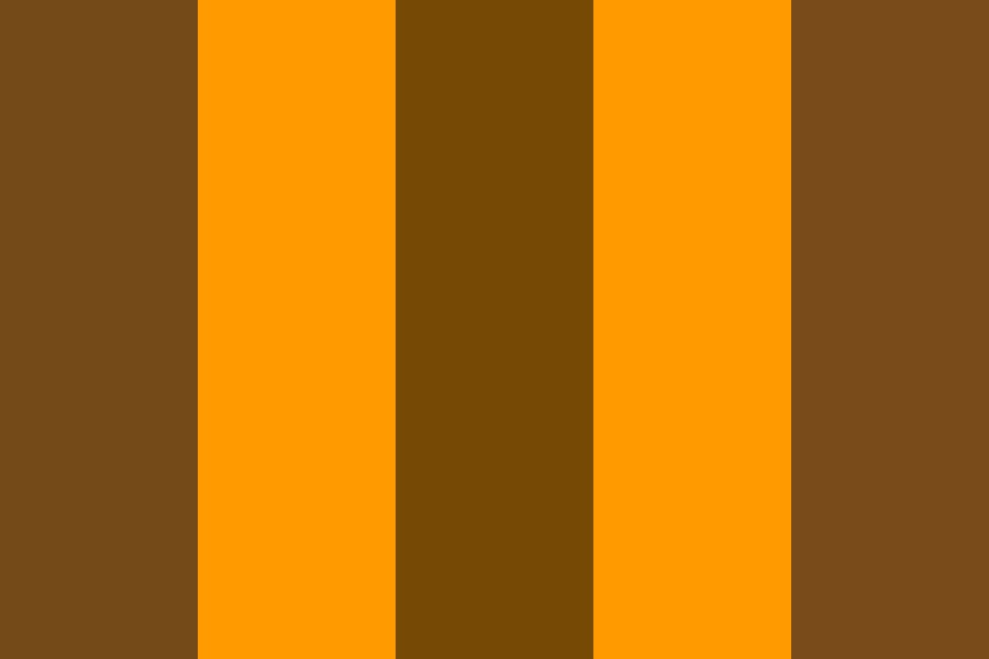 Cleveland Browns Color Palette