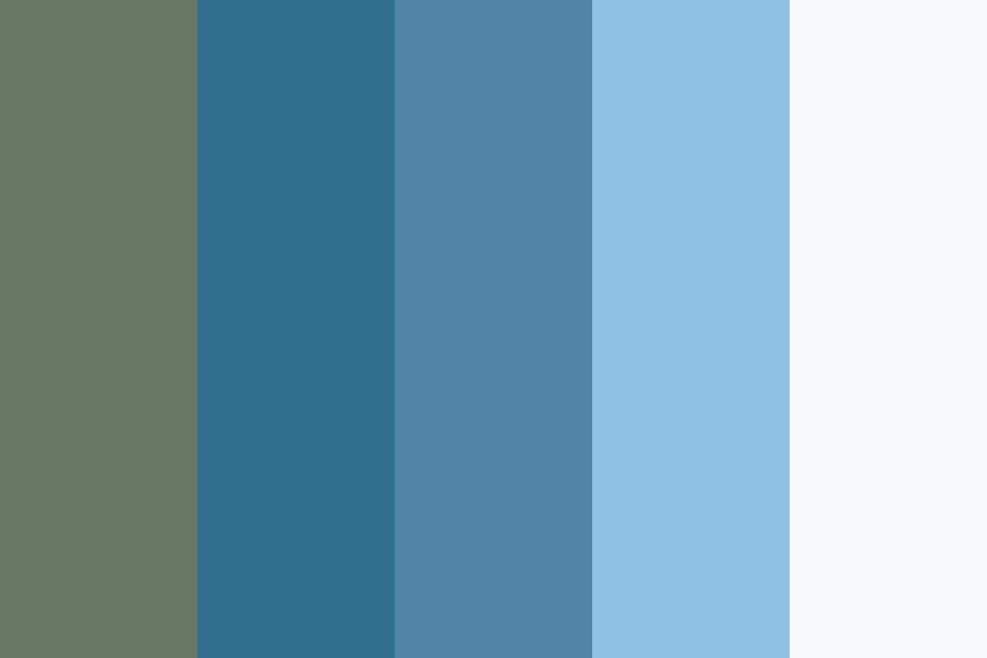 Close To Nature Color Palette