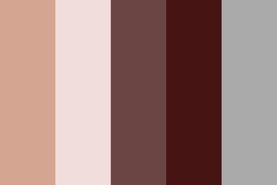 Coffee Anyone Color Palette