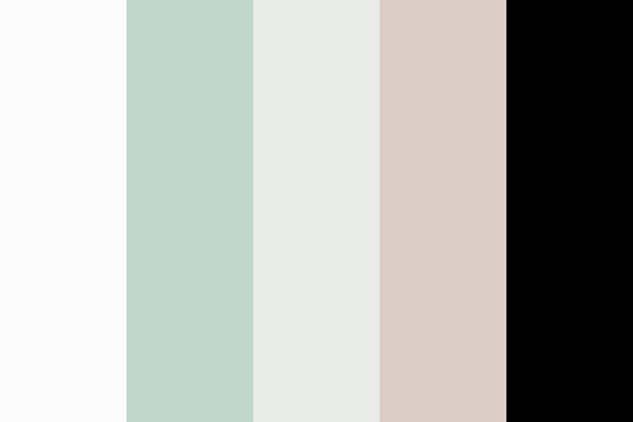 Coffee Cannabis Color Palette