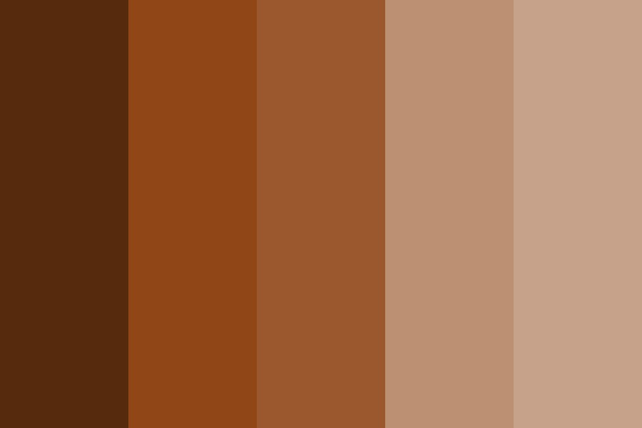 Coffee Day Color Palette