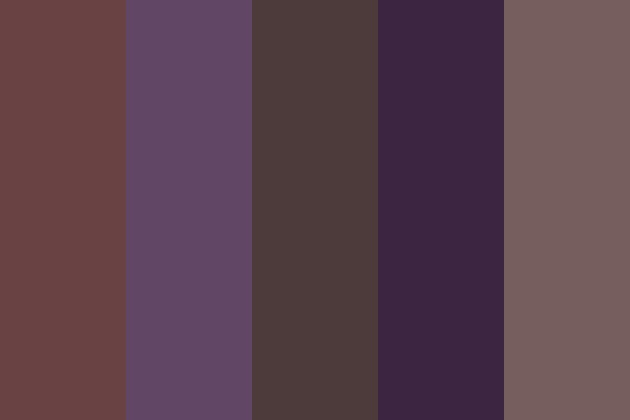 Coffee House Color Palette