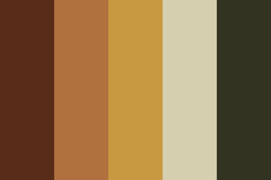 Coffee Lounge Color Palette