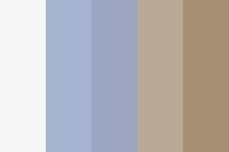 Coffee Morning Color Palette