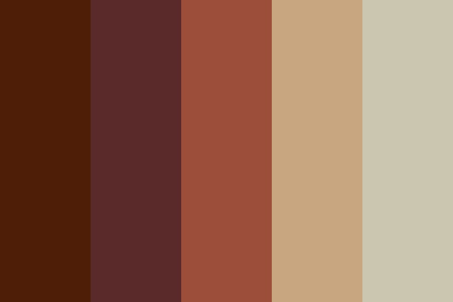 Coffee Shoppe Color Palette
