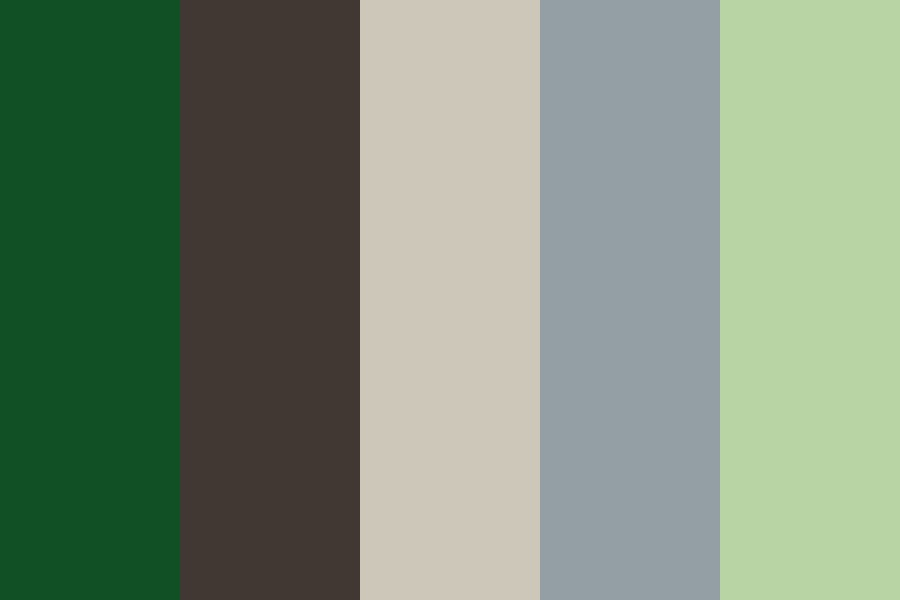 Coffee With Macbeth Color Palette