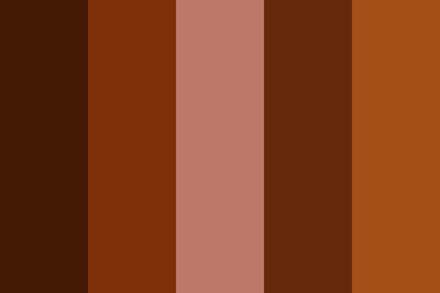 Coffeecoffee Color Palette
