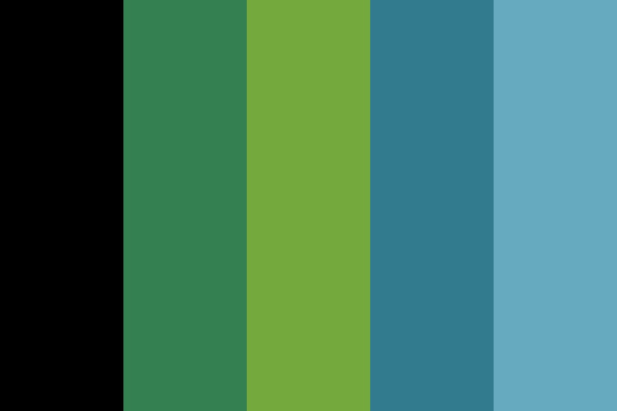 Cohcool Color Palette