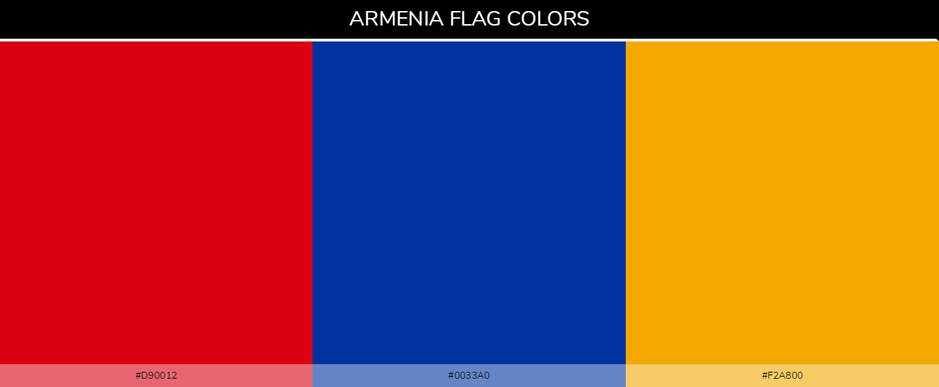 Color Palettes Of All Country Flags 004