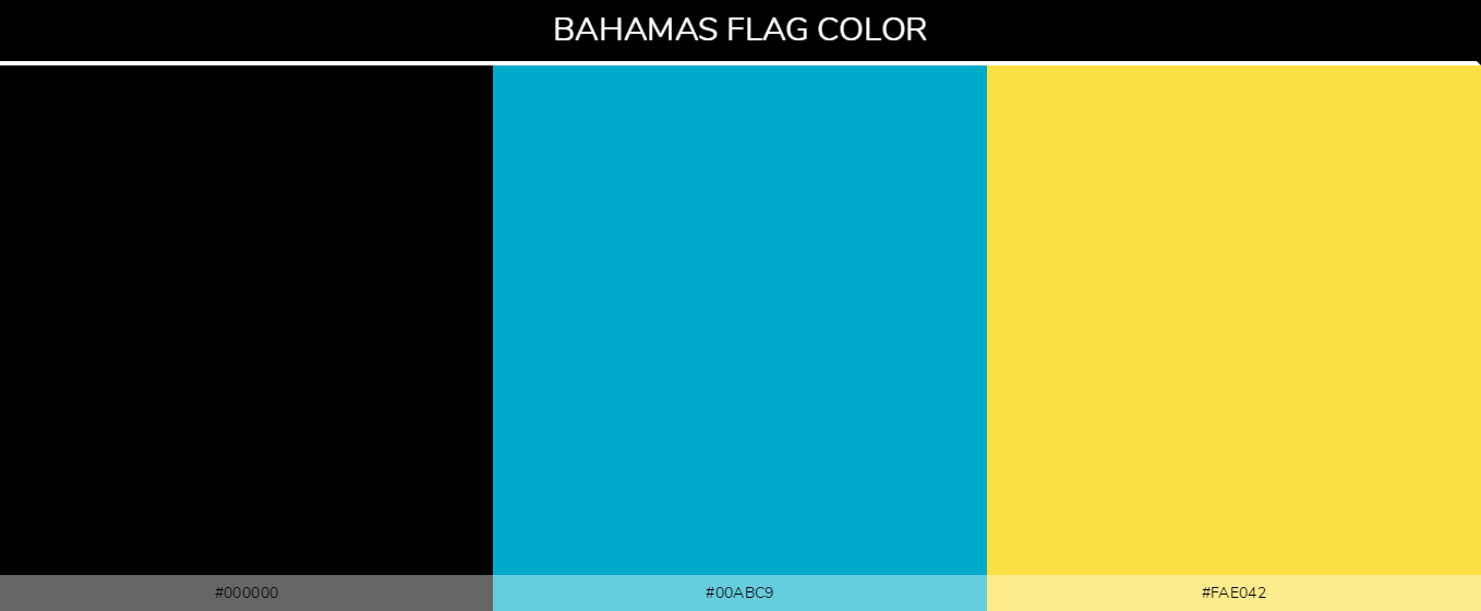 Color Palettes Of All Country Flags 007
