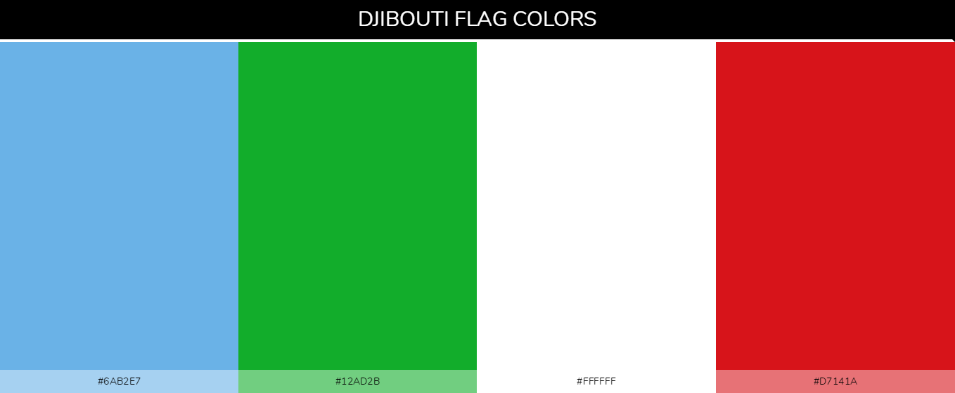 Color Palettes Of All Country Flags 009