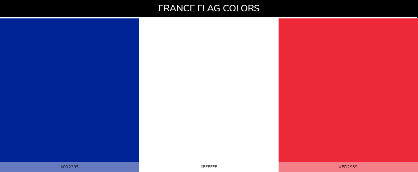 Color Palettes Of All Country Flags 010