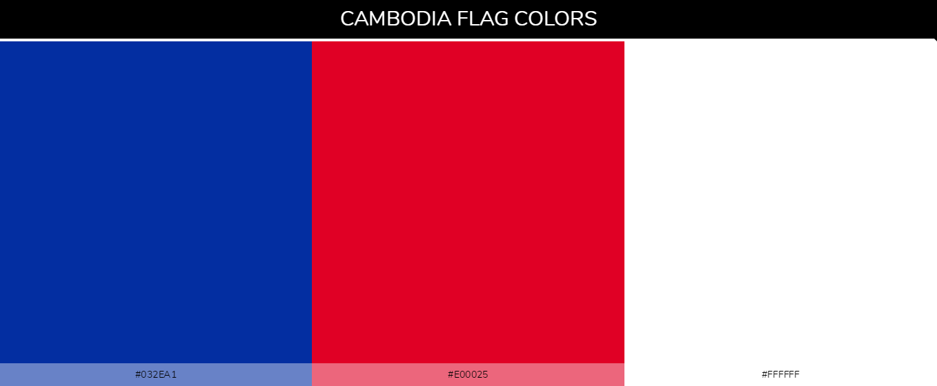 Color Palettes Of All Country Flags 012