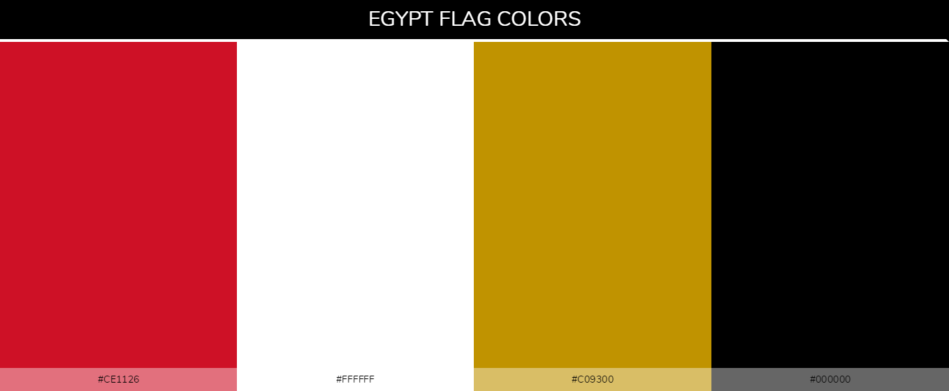 Color Palettes Of All Country Flags 015