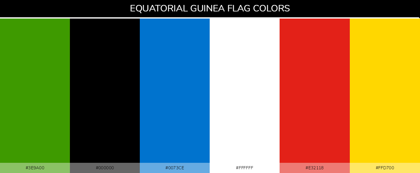 Color Palettes Of All Country Flags 017