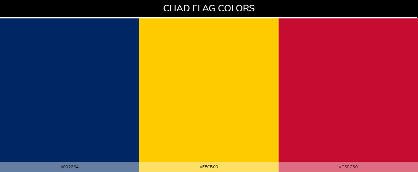 Color Palettes Of All Country Flags 024