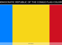 Color Palettes Of All Country Flags 027