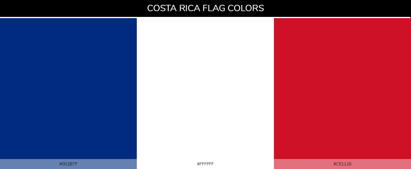 Color Palettes Of All Country Flags 029
