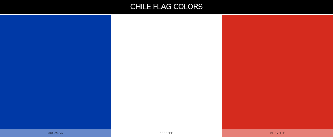 Color Palettes Of All Country Flags 030