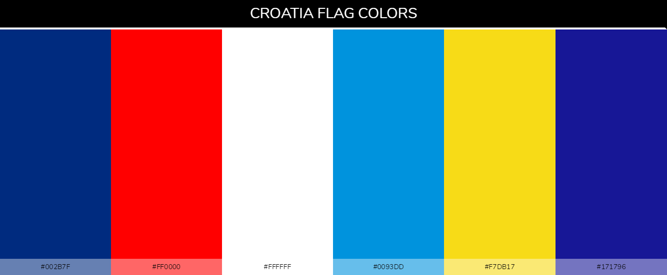 Color Palettes Of All Country Flags 031