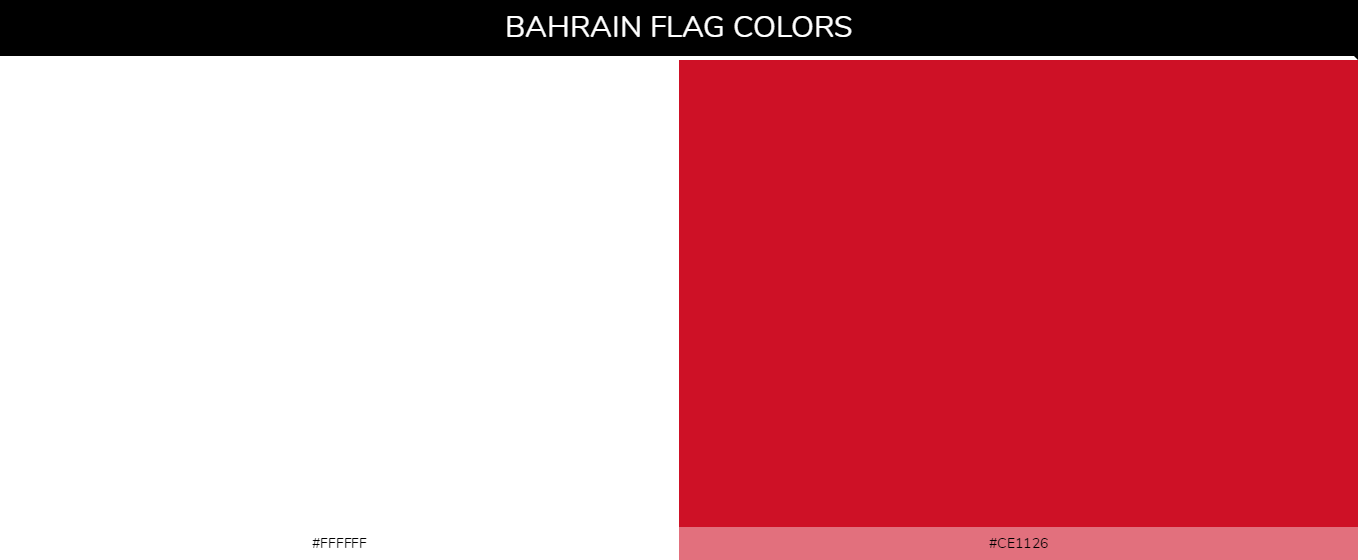 Color Palettes Of All Country Flags 038