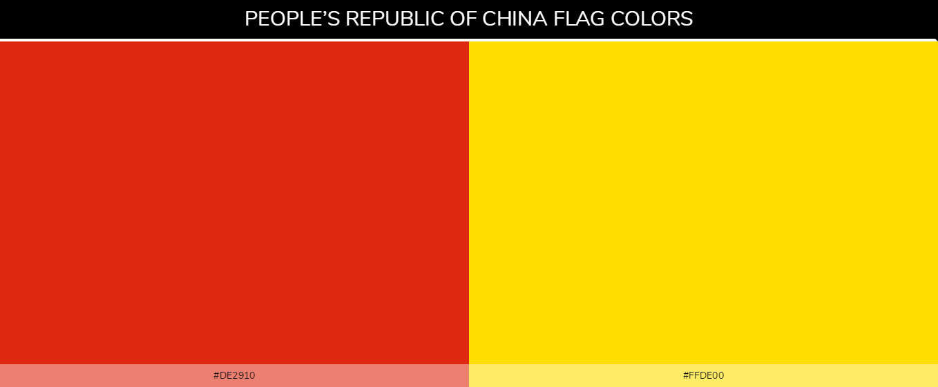 Color Palettes Of All Country Flags 041