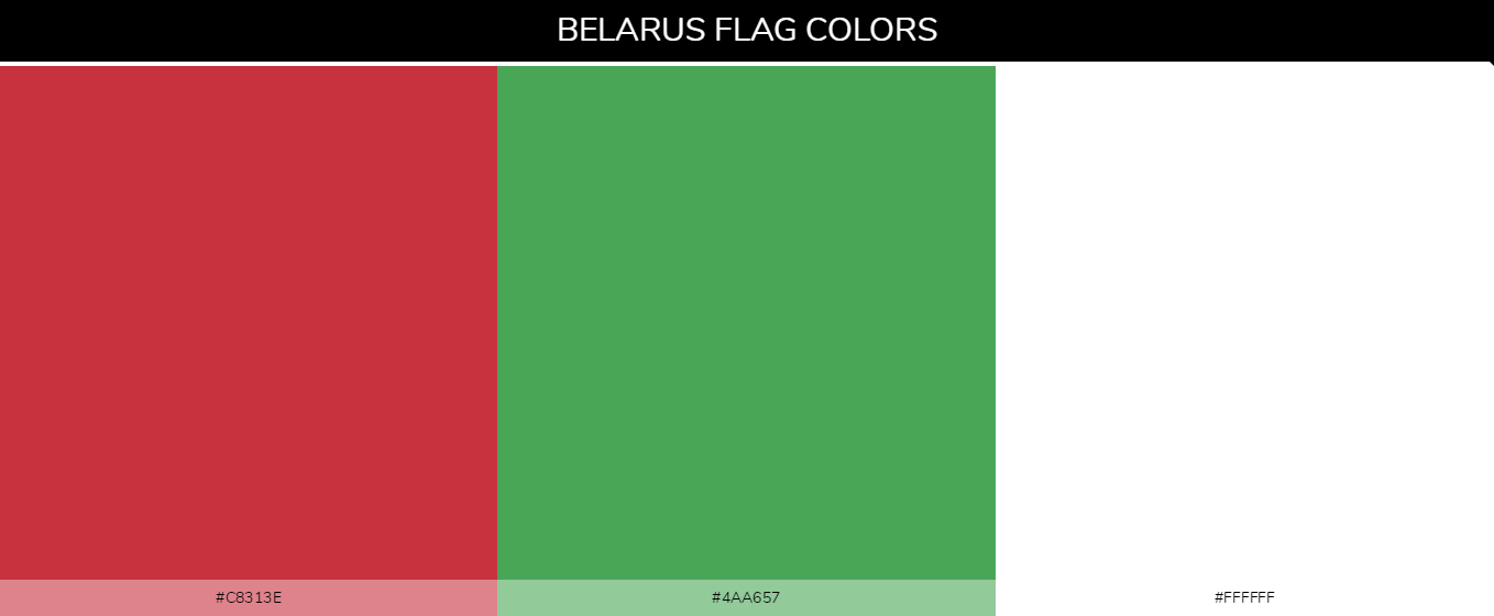 Color Palettes Of All Country Flags 042