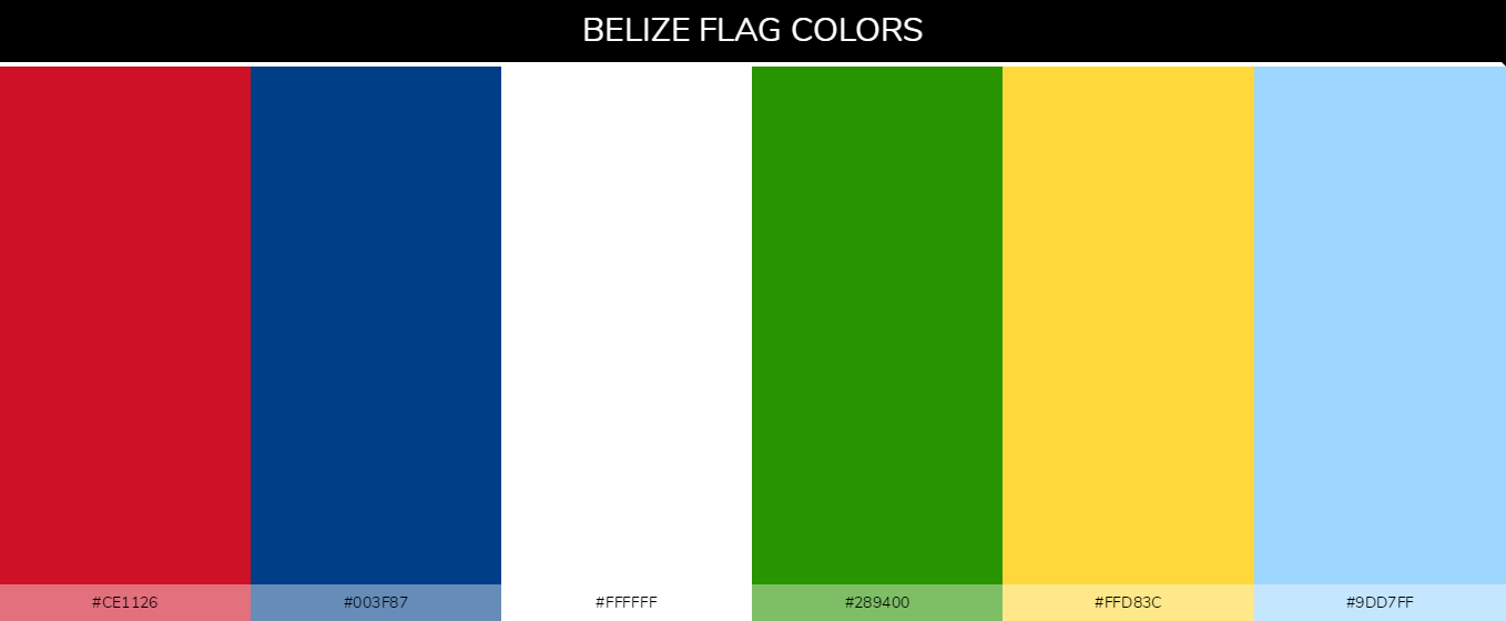 Color Palettes Of All Country Flags 044