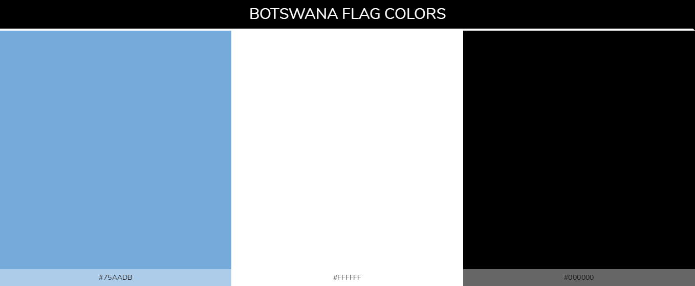 Color Palettes Of All Country Flags 048
