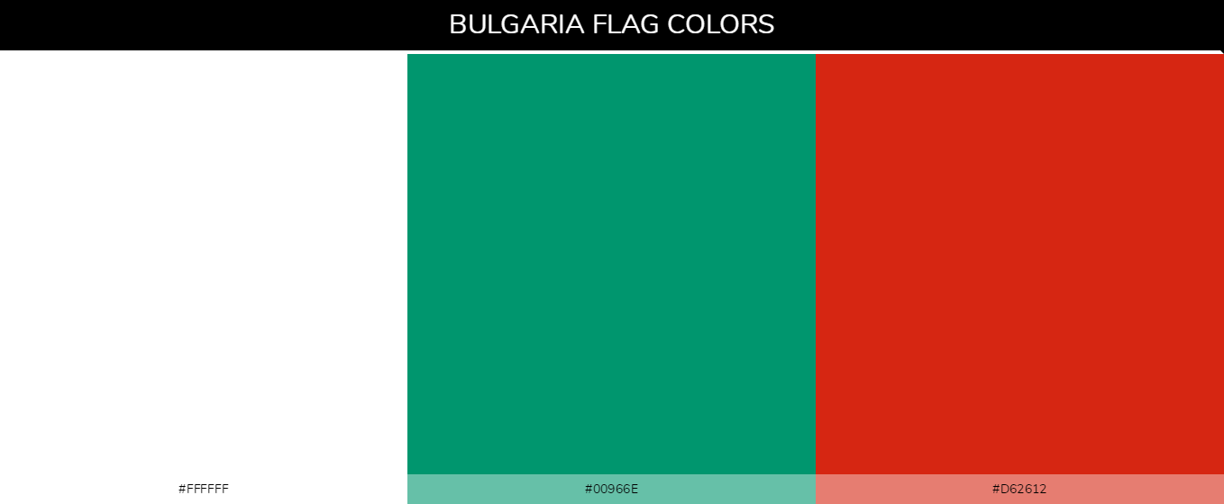 Color Palettes Of All Country Flags 053