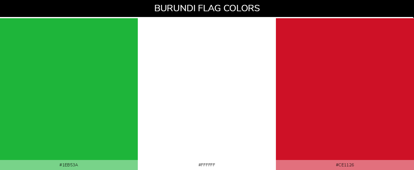 Color Palettes Of All Country Flags 054