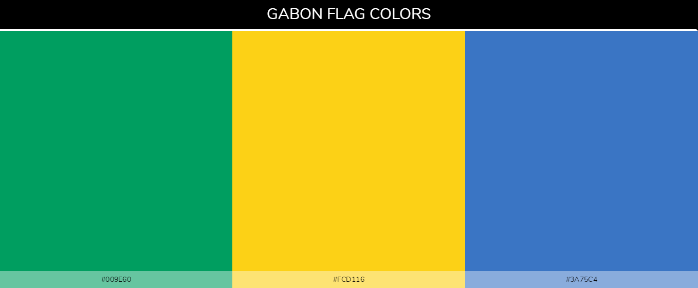 Color Palettes Of All Country Flags 055