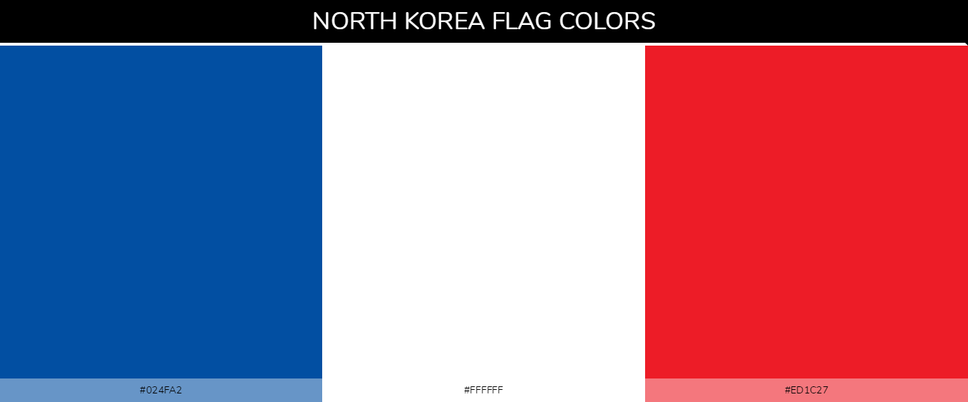 Color Palettes Of All Country Flags 061