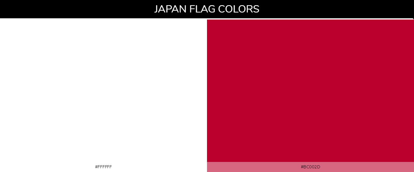Color Palettes Of All Country Flags 062