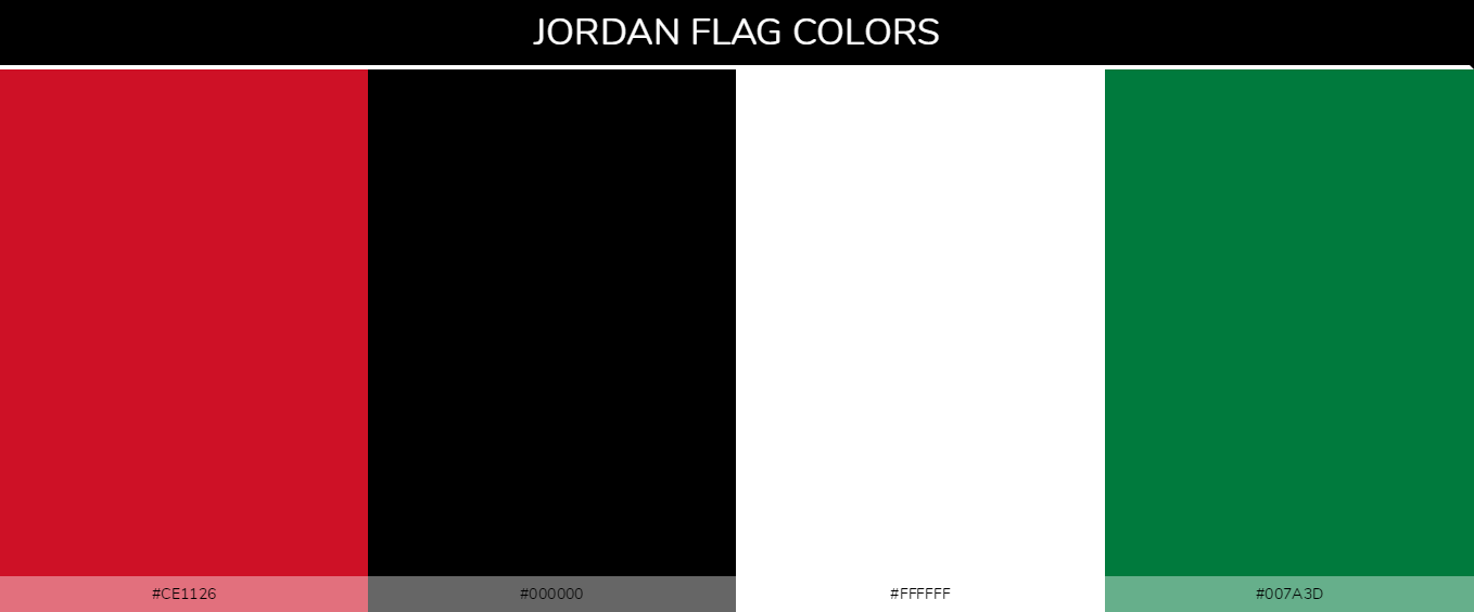 Color Palettes Of All Country Flags 064