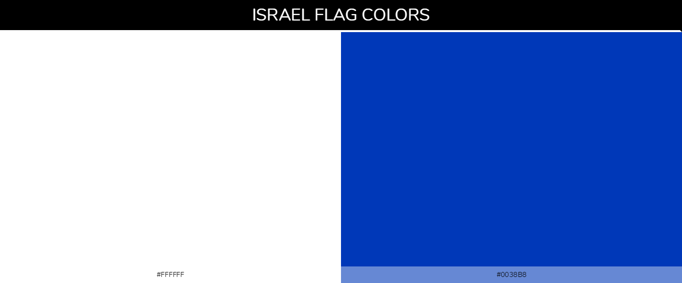 Color Palettes Of All Country Flags 071